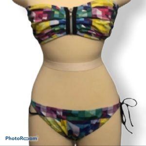 HURLEY bandeau bikini
